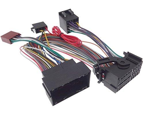 Parrot THB adaptador Alfa/Dodge/Fiat/Jeep/Opel 52pin Bluetooth Quadlock ISO cable