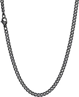 Amazon.es: Collar Negro