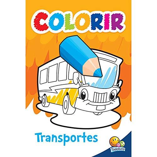 Colorir: Transportes