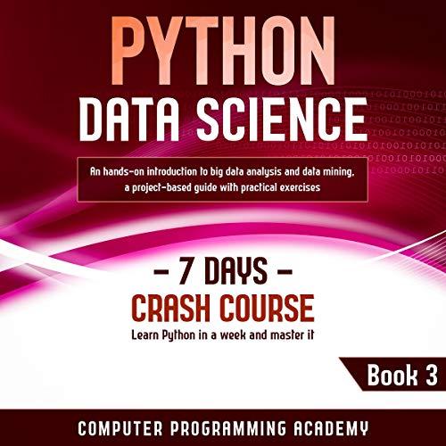 Python Data Science Titelbild