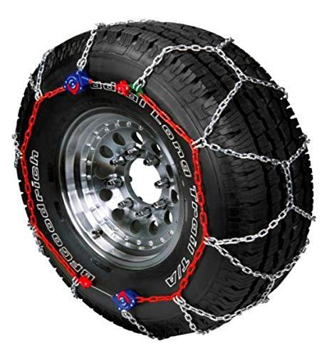 Peerless 0232805 Auto-Trac Light Truck/SUV Tire Traction Chain - Set...