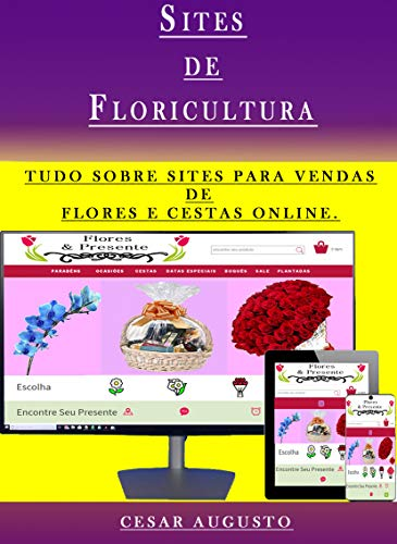 Cesta Flores  marca