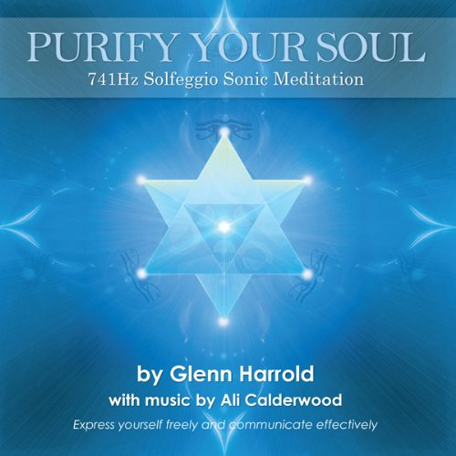 741hz Solfeggio Meditation audiobook cover art