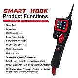 Smart Hook P200 – Comprobador Inteligente de circuitos del sistema eléctrico de última generación. Con pantalla LCD de 2,4 pulgadas, multi-idioma.