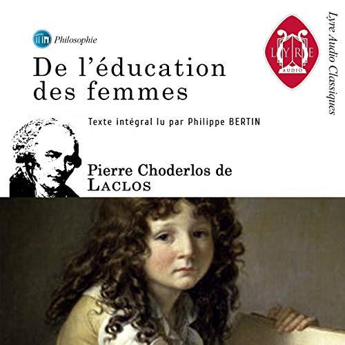 Couverture de De l'Education des Femmes