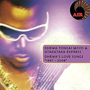 Dhewa's Love Songs 1997 - 2008