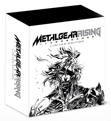 Metal Gear Rising : Revengeance Limited Edition