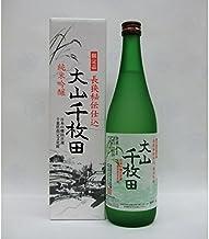 亀田酒造 大山千枚田 720ml