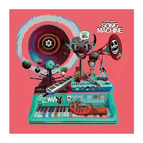 Song Machine: Season One - Strange Timez