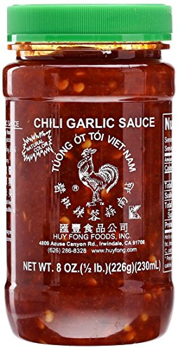 Huy Fong Chili Garlic Sauce 8 oz