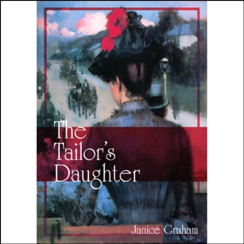 The Tailor's Daughter audiobook cover art