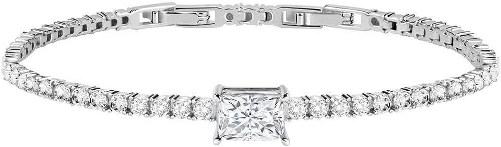 Morellato bracciale per donna in argento 925 e zirconi SAIW90