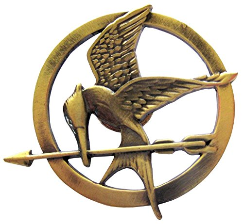 NECA Hunger Games Mockingjay Pin