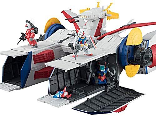 Bandai Converge FW Gundam Converge White Base & Operation V Set Mobile Suit Gundam
