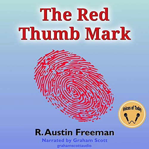 The Red Thumb Mark  By  cover art