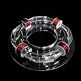 JCCOZ - URG 4 anillos de bobina acelerador ciclotrón de alta tecnología juguete DIY Kit niños regalo URG (color: 2)