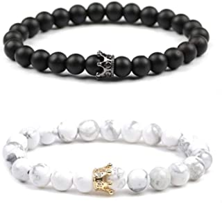 Best king and queen bracelet meaning Reviews