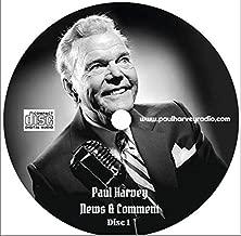 PAUL HARVEY - NEWS & COMMENT (260 SHOWS) 13 AUDIO CD'S