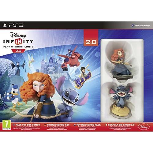 Disney Infinity 2.0 Disney Toybox Pack (PS3) - [Edizione: Regno Unito]