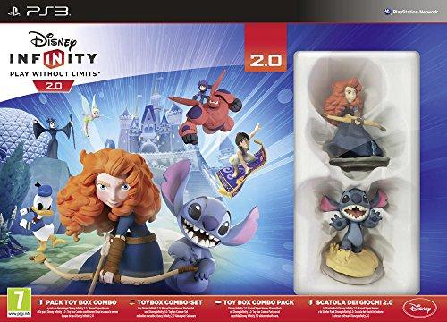 Disney Infinity 2.0 Disney Toybox Pack (PS3)