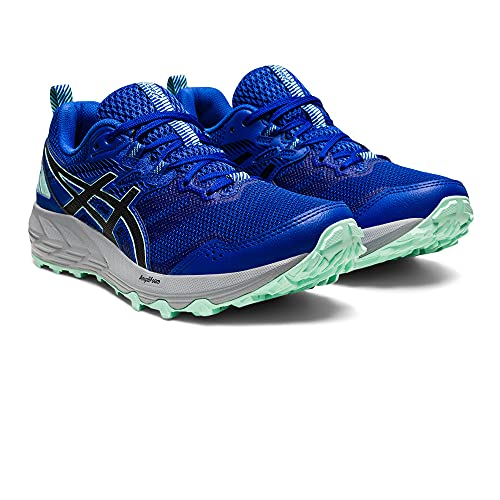 ASICS Gel-Sonoma 6, Zapatillas para Correr Mujer, Lapis Lazuli Blue Black, 43.5 EU