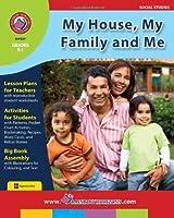 Rainbow Horizons Z97 My House, My Family & Me - Grade K to 1
