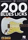 Guitar Goldmine: 200 Blues Licks