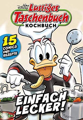 Lustiges Taschenbuch Kochbuch 01: Einfach lecker