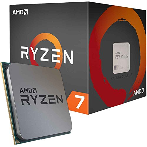 Procesador AMD Ryzen 7 1700x 3, 4 GHz (Summit Ridge) Socks AM4 - Boxed