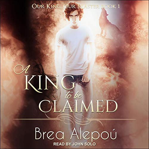 A King to Be Claimed audiobook cover art