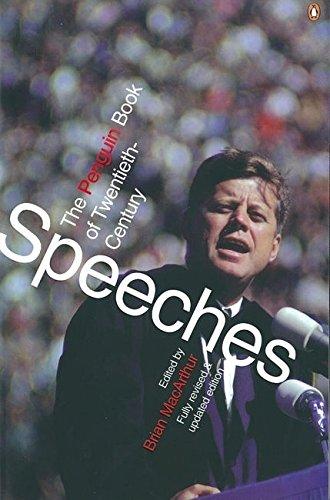 The Penguin Book of Twentieth-Century Speechesの詳細を見る