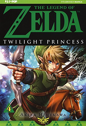 Twilight princess. The legend of Zelda (Vol. 4)