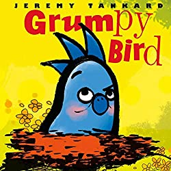 Grumpy Bird book on a list of books about anger
