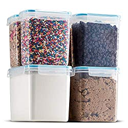 best plastic food storage containers for pantry