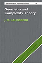 Geometry and Complexity Theory (Cambridge Studies in Advanced Mathematics Book 169)