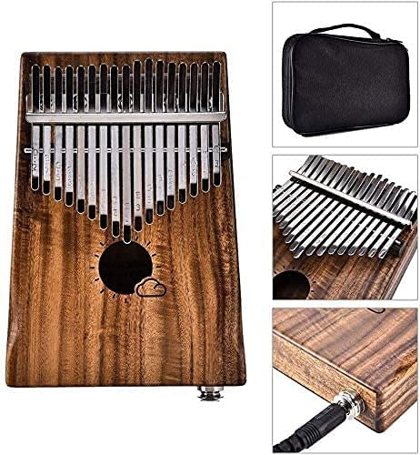Amberbaby Finger Harp All items in the store Thumb Piano Max 46% OFF Portable T Africa 17-Key