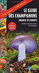 Guide des champignons France et Europe