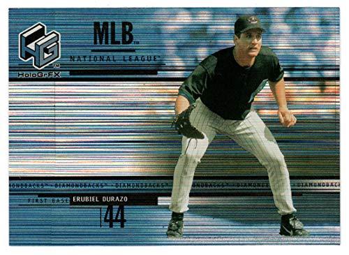 Erubiel Durazo - Arizona Diamondbacks (Baseball Card) 2000 Upper Deck HoloGrFX # 30 NM/MT