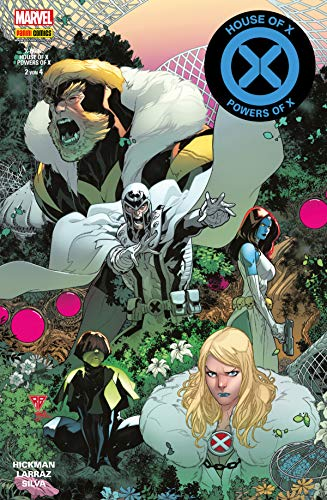 X-Men: House of X & Powers of X, Band 2: Bd. 2 (von 4)