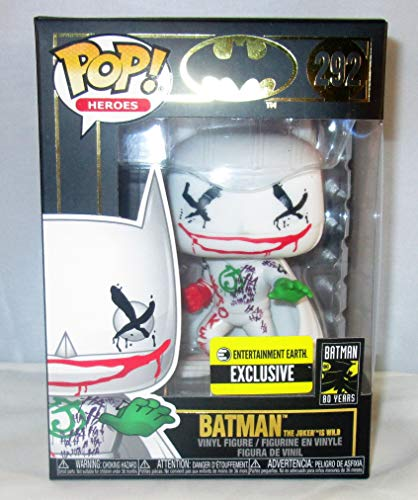 BATMAN 80TH Pop Joker is Wild Batman
