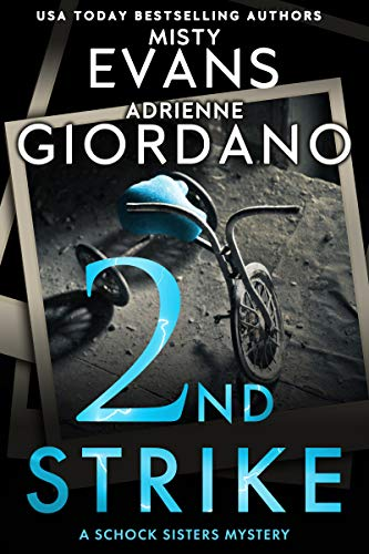 2nd Strike by Misty Evans & Adrienne Giordano ebook deal