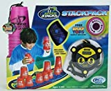 Speedstack Pink Plastic Metallic Stackpack Stacking Competition Cups with Mat and Timer