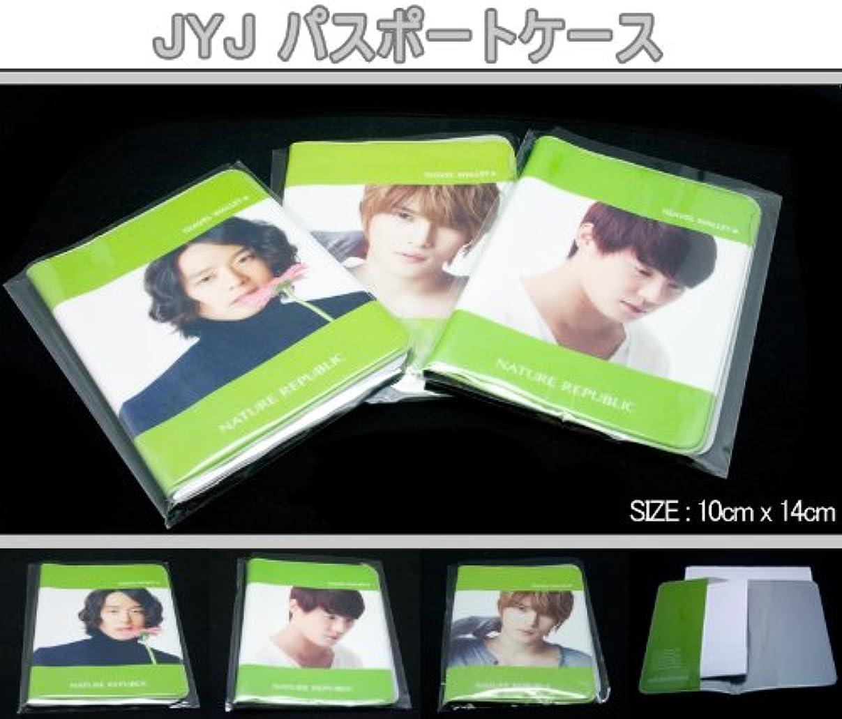 自動車ユーモア満州限定/韓流 NATURE REPUBLIC JYJ 3種セットEMS配送 JYJ パスポートケース3タイプ+JYJ多用途バック+JYJ POSTCARD