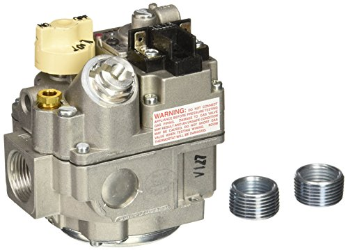 Robertshaw 700-406 Uni-Kit Combination Gas Valve, 24 Volts, 3/4-Inch Inlet, 3/4-Inch Outlet