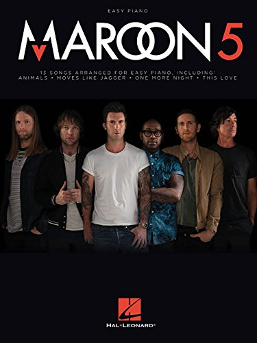Maroon 5: Easy Piano