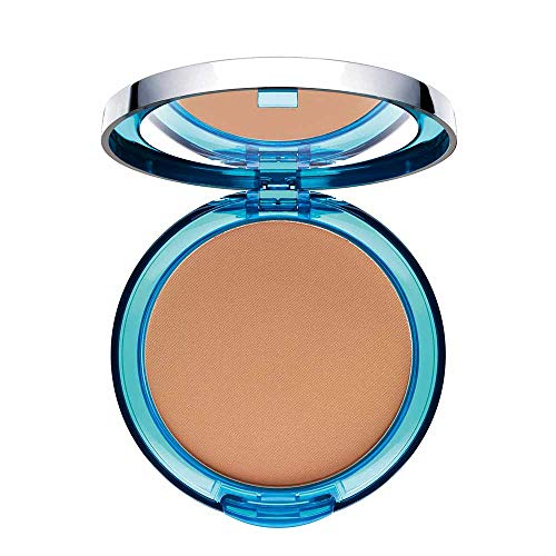 ARTDECO Sun Protection Powder Foundation SPF 50, Puder Makeup mit Sonnenschutz, Nr. 70, dark sand