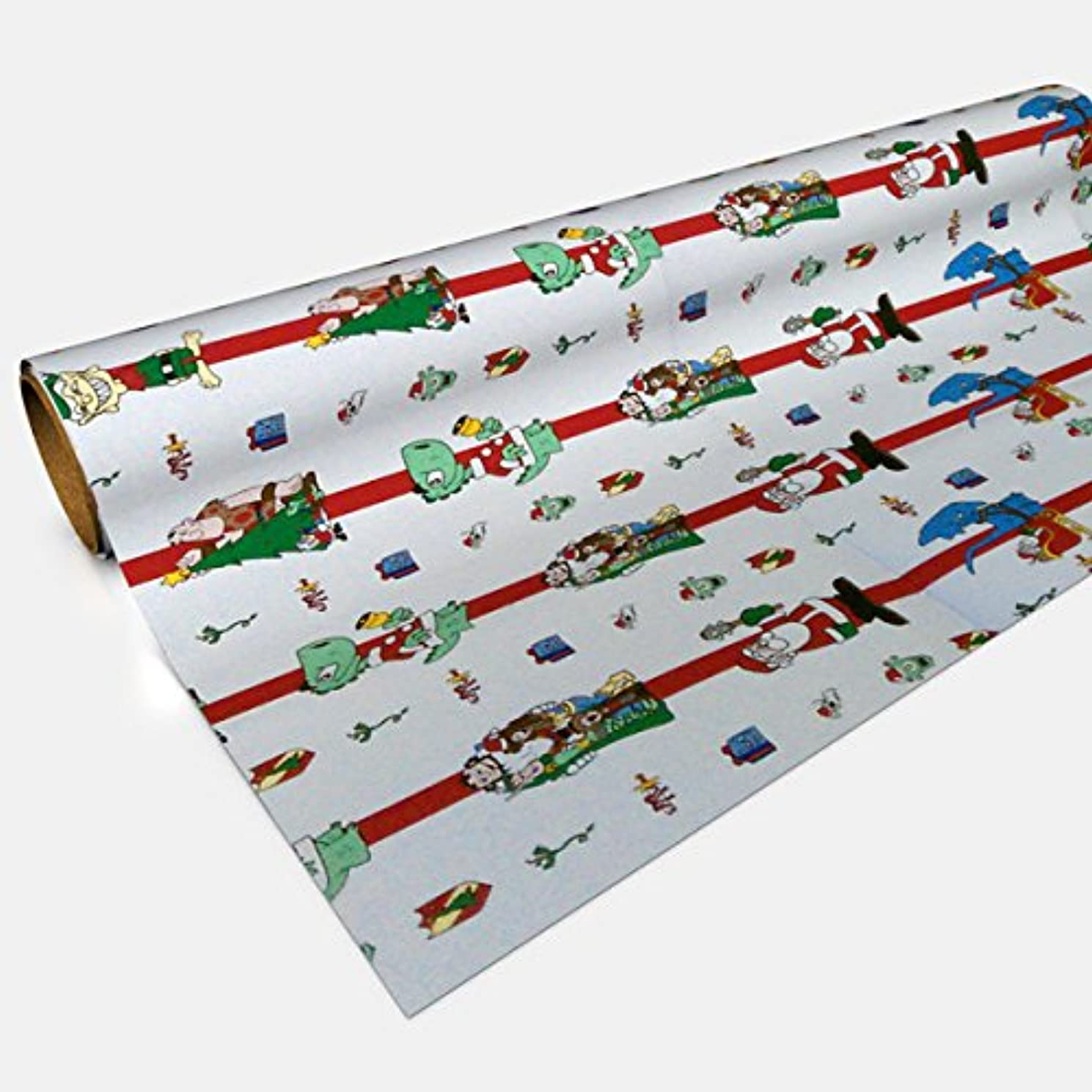Gaming Paper: Wrapping Paper By Stan! (Single Roll)