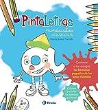 PintaLetras minúsculas de la a a la z (Castellano - A PARTIR DE 3 AÑOS - LIBROS DIDÁCTICOS - Las div...