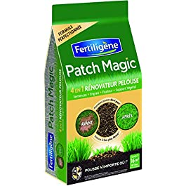 Fertiligene Patch Magic Renovateur Gazon 4 en 1 Sac 3,6 kg