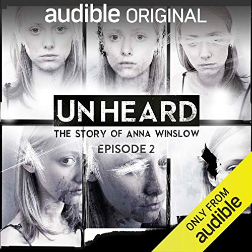 Ep. 2: A Shocking Discovery (Unheard) audiobook cover art